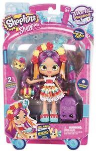 Shopkins Shoppies Rosa Pińata World Vacation Brand New Boxed Uk Seller 🇬🇧