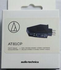 Audio Technica AT81CP Testina a Stilo Conico per Giradischi Attacco P-Mount T4P