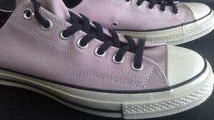 Mens Size 8.5,9,10,11,12,13 Sneakers CONVERSE 163363C CHUCK 70 CT OX PURPLE