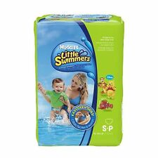 Huggies Little Swimmers Small 16-26 Pounds Swim Diapers Disposabe Swim Diapers