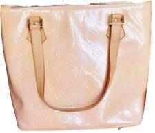 Borsa Louis Vuitton Vernice Rosa Monogramma Houston 30.5x25.4 Cm