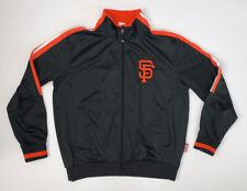 Majestic San Francisco Giants Thermabase Black Jacket Size Large MLB Baseball