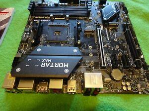 MSI B450M Mortar Max Motherboard AMD AM4 Ryzen 3000 Desktop Ready