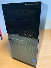 Dell OptiPlex 9010 Tower Core i7 -3770 @ 3.40GHz 8GB DDR3 500GB HDD  Win 10 Pro
