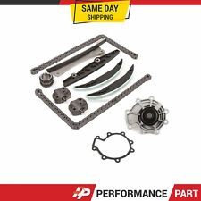 Timing Chain Kit Water Pump for 2001-04/01/2003 Ford Mazda Mercury 3.0L DURATEC