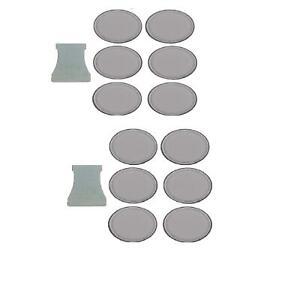 12pc 20mm Ultrasonic Mist Maker Fogger Ceramic Discs Accessories for