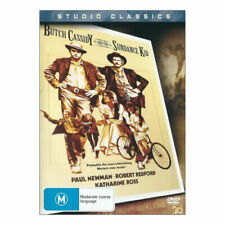 BUTCH CASSIDY AND THE SUNDANCE KID (REGION 4 DVD) *New & Sealed* 🎬