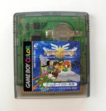 DRAGON QUEST 3 (Dragon Warrior III) JAP version Game Boy Color / GameBoy Advance