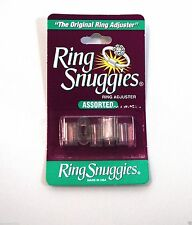 Ring Snuggies, Size Adjuster: 6 assorted rings in a package