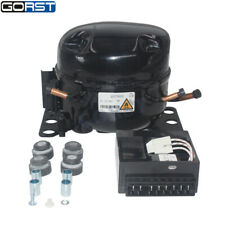 12V 24V Car Refrigeration Air Compressor Fridge Freezer Marine Solar R600a