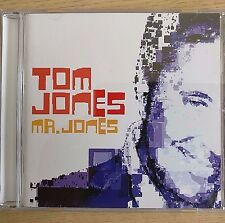NEW - TOM JONES - MR. JONES - Pop Rock Soul R&B Music CD Album