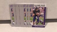 2019 Panini Contenders Draft Picks Game Day Ticket Clayton Thorson RC  Lot Of 12