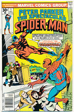 SPECTACULAR SPIDER MAN 1 PETER PARKER 1ST APP OF TARENTULA - VF/NM 9.0