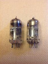 Lot of 2 GE 6U8A /6KD8 /5KD8 Vacuum Tubes Made in USA