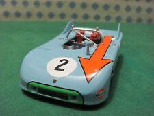 """PORSCHE 908/3  3000cc. Spyder  """" Nurburgring 1971 """"- 1/43 Best 9675 L.Ed"""