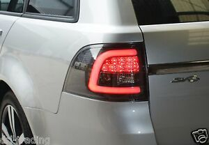LED TAIL LIGHTS for Holden Commodore Wagon VE VF & HSV Gen-F Series 1, NOT 4 UTE