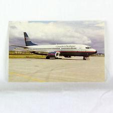 Canadien Pacifique - Boeing 737-300 - C FCPK - Aeromobili Cartolina