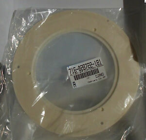 716-028722-181, Plate Bottom Wafer Clamp Domed Shadow, Lam Research