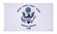 Uscg Us Coast Guard Semper Paratus 3x5 Military Indoor Outdoor Flag Banner