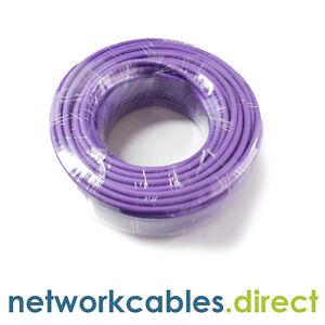 50M CAT6 UTP LSZH Network Ethernet lan Cable SOLID COPPER