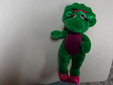 Pbs Barney Dinosaur Friend Baby Bop Plush 15 Inch Dinosaur Lyons Corp Clean