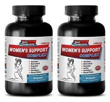 chasteberry herb - Womens Support Complex 1256mg 2B - women reproductive support