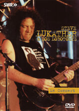 Steve Lukather & Los Lobotomys – In Concert DVD and +