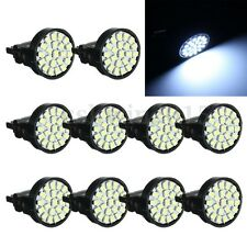 10x 3157 3057 T25 T25 22SMD Car Brake Tail Stop Led Lights Lamp Light Bulbs 12V