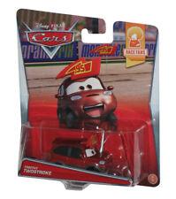 Disney Pixar Cars Movie Timothy Twostroke Race Fans Die-Cast Toy Car