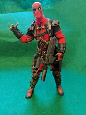 DEADPOOL SIXTH SCALE - Sideshow Exclusive - 100% complete! MARVEL