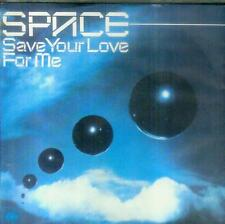 "7"" Space/Save Your Love (Promo) D"
