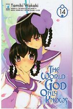 STAR COMICS THE WORLD GOD ONLY KNOWS VOLUME 14