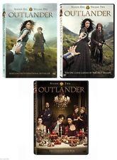Outlander Complete Season 1-2 DVD Bundles (9-Disc, 2015-2016) New Sealed