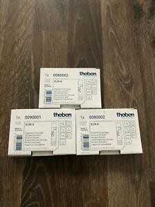 Theben Elpa 2 X 8 + 9 Treppenlicht-Zeitschalter NEU !!!