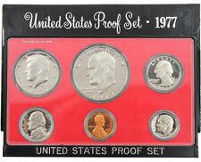 1977 S US Mint Proof Coin Set