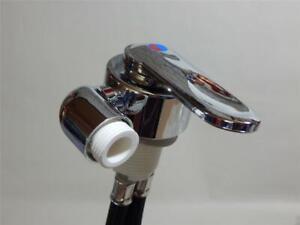 Comet Florenz Shower Mixer Tap Chrome 12V Microswitch 33mm Caravan Motorhome etc