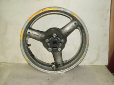 2003 Suzuki SV650S Rear wheel.