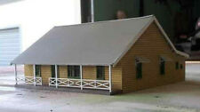 Paterson Station masters house Ho scale 1:87 (KIT)