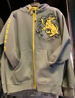 Universal Studios Wizarding World of Harry Potter Hufflepuff Hoodie XX-Large New