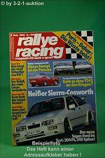 Rallye Racing 2/86 Porsche 924 S Sierra Cosworth 928