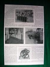 Nel 1920 Mostra d'arte Belga nel Palazzo Venezia a Roma