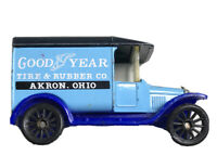 MATCHBOX SUPERFAST 1989 MODEL T FORD 1921 GOOD YEAR TIRE AND RUBBER CO.  AKRON