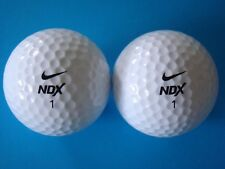 50 NIKE NDX GOLF BALLS IN MINT/A GRADE CONDITION
