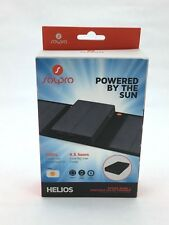 Solpro Helios Power Bank & Portable Solar Charger - Orange