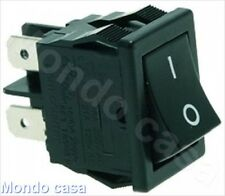 Saeco Interrupteur Allumage 16A 250V Machine Café Incanto Rondo 242212625104