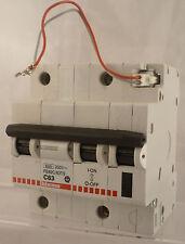 BTICINO interruttore automatico MAGNETOTERMICO 2P 63A FE82C 63TS +bobina sgancio
