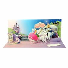 Panoramics Pop-Up Greeting Card by Up With Paper - Princess