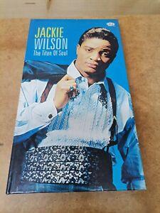 Jackie Wilson - The Titan of Soul - 3 CD Compilation Box Set (1998)
