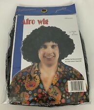 Halloween Costume Afro Wig Curly Hair One Size Fits Most Adults