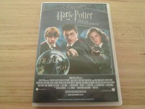 Harry Potter & The Oder of The Phoenix + The Half-Blood Prince 2 Discs 2 Movies